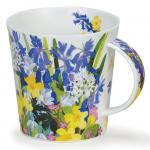 Becher Country Flowers Blue Bell - 0,48l