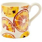 ½ Pint Becher Toast & Oranges - 0,3l