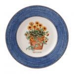 Frühstücksteller blau - 20cm