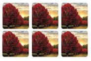 Crimson Trees - Untersetzer