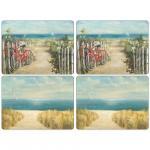 Summer Ride - Tischsets 4er 30 x 40cm