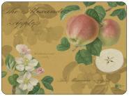 Hooker Fruits Gold - Tischsets 4er 30 x 40cm