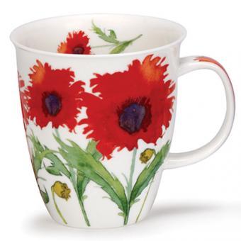 Becher Flora Mohnblume - 0,48l