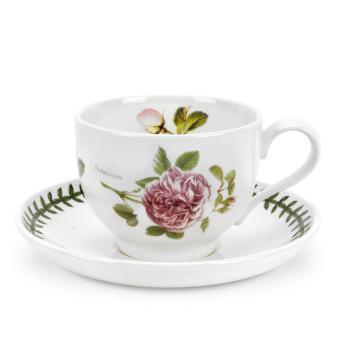 Kaffeetasse & Untertasse - 0,2l Portmeirion