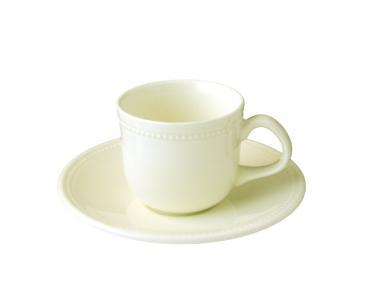 Espressotasse & Untertasse - 0,08l
