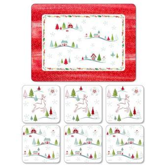 Christmas Wish - Tischsets 6er 23x30