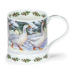 Becher Festive Birds Goose - 0,4l