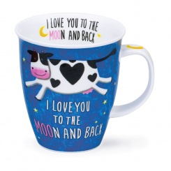Becher Loved Up Cow - 0,48l