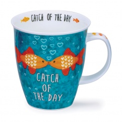Becher Loved Up Fish - 0,48l