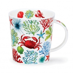 Becher Under the Sea Red - 0,32l