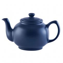 Teekanne Navy Blue Matt