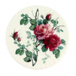 Kuchenteller English Rose - 21cm