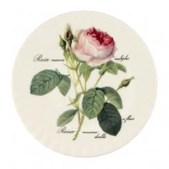 Kuchenteller Redoute Rose - 21cm