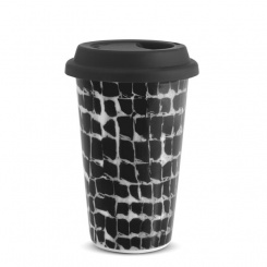 to Go - Becher Leopard - 0,34l