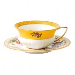 Teetasse & Untertasse Pimrose - 0,3l