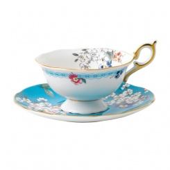 Teetasse & Untertasse Apple Blossom - 0,3l