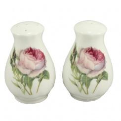 Salz & Pfeffer Set Redoute Rose - 8,5cm