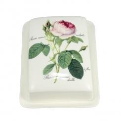 Butterdose Redoute Rose