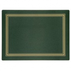 Green Melamin Tischsets - 30 x 40cm