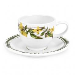 Espressotasse & Untere Botanic Garden - 0,1l Yellow Jasmine