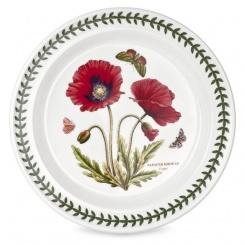 Speiseteller Botanic Garden - 25cm Poppy