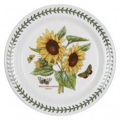 Speiseteller Botanic Garden - 25cm Sunflower