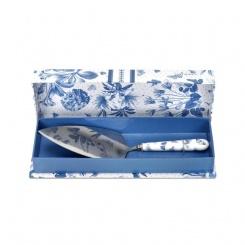 Tortenheber Botanic Blue - 25cm