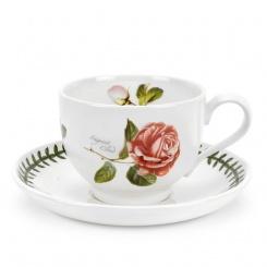 Kaffeetasse & Untere Botanic Roses - 0,2l Fragrant Cloud