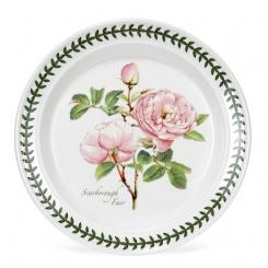Speiseteller Botanic Roses - 25cm Scarborough Fair
