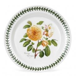 Frühstücksteller Botanic Roses - 20cm Teasing Georgia