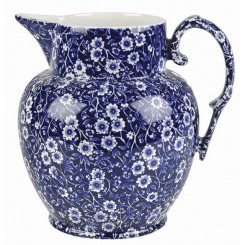 Krug Etruscan Blue Calico - 2,2l