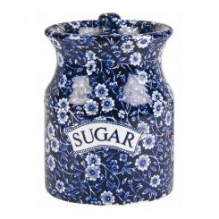 Vorratsdose Zucker Blue Calico - 1,1l