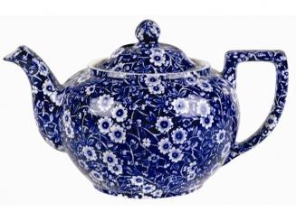 Teekanne Blue Calico