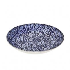 Pastateller Blue Calico - 22cm