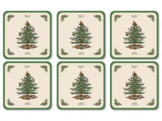 Christmas Tree - Untersetzer