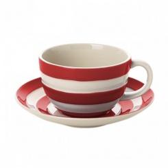 Frühstückstasse & Untere Cornish Red - 0,34l