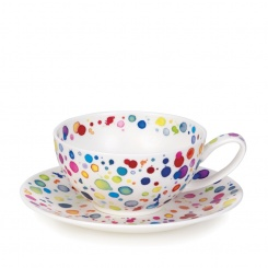 Teetasse & Untertasse Splat! - 0,2l
