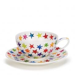 Teetasse & Untertasse Starburst - 0,2l