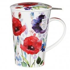 Tisaniere Set 3tlg. Wild Garden Poppy - 0,44l