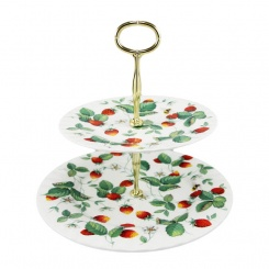 Etagere Alpine Strawberry - 2tlg.
