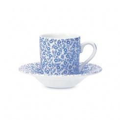 Espressotasse & Untere Blue Felicity - 0,1l