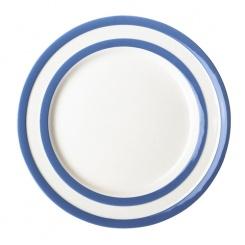 Frühstücksteller Cornish Blue - 23cm