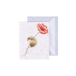 Miniatur Karte - Poppy