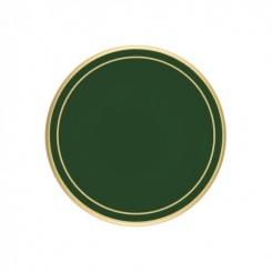 Bottle Green - Untersetzer rund