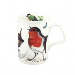 Becher Garden Birds Robin - 0,3l