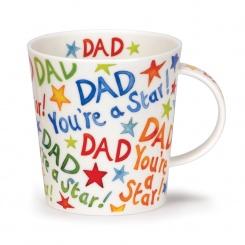 Becher Dad You're a Star! - 0,32l