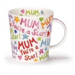 Becher Mum You're a Star! - 0,32l