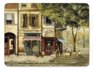 Parisian Scenes - Tischsets groß 4er 30x40cm