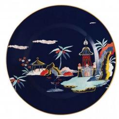 Teller Blue Pagoda - 20cm