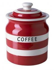 Vorratsdose Kaffee Cornish Red - 0,84l